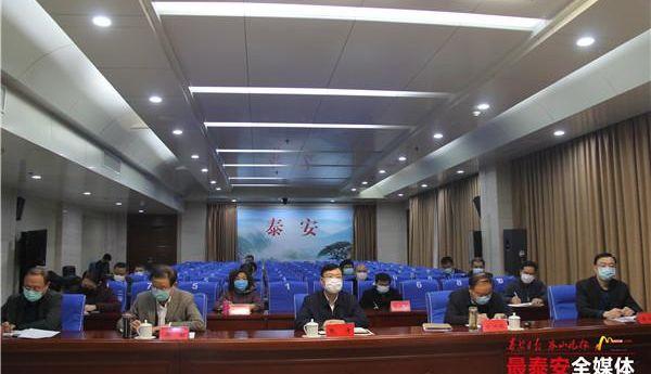 張濤在全市穩就業工作電視會議上強調:全力以赴確保全市就業穩定