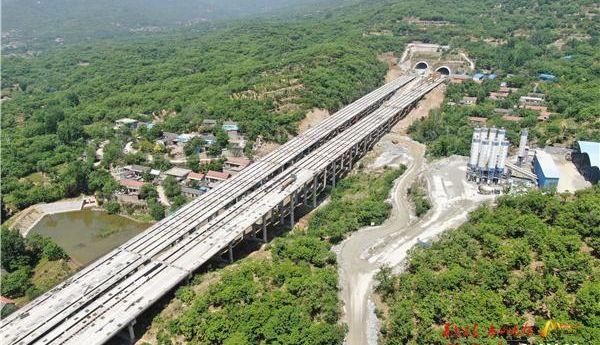 6月30日前,济泰高速泰安段北段将具备通车条件